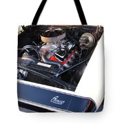 Not Bad For A Camaro Tote Bag
