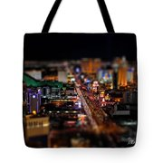 Not Everything Stays In Vegas - Tiltshift Tote Bag