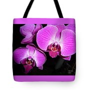 Freedom In Pink Tote Bag