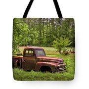 Not Forgotten Tote Bag by Debra and Dave Vanderlaan