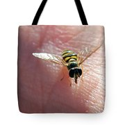 Not Hovering Tote Bag