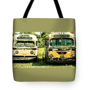 Not In Service Tote Bag