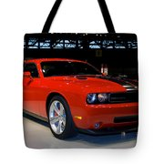 Not Just Another Challenger Tote Bag