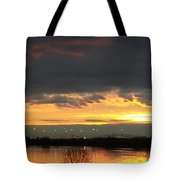 Not Just Another Sunrise Tote Bag