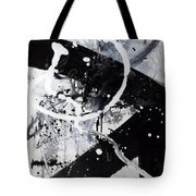 Not Just Black And White2 Tote Bag