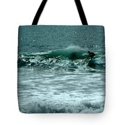 Not Now, Wave Tote Bag
