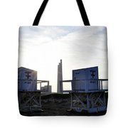 Not On Duty Tote Bag