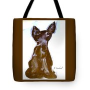 Not Picasso's Cat Tote Bag