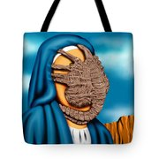 Not So Immaculate Conception Tote Bag