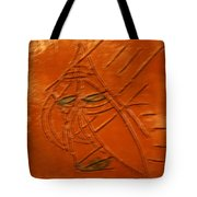 Not Today - Tile Tote Bag