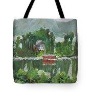 Nothagen Island Scenery Tote Bag