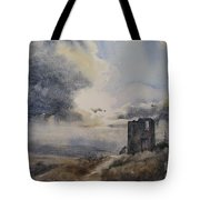 Nothern Storm Tote Bag