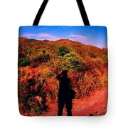 Nothing But A Shadow Tote Bag