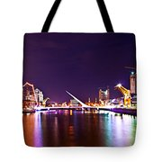 Nothing But Lights Tote Bag