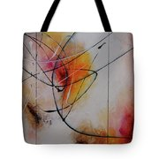 Nothing Given  Tote Bag