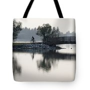 Nothing Is Ours But Time 4 Tote Bag