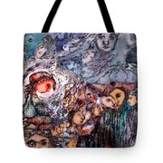 Nothing Left To Say Tote Bag