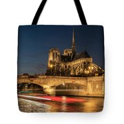 In The Evening Tote Bag