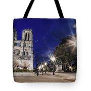 Notre Dame Cathedral Paris 2 Tote Bag