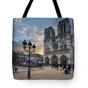 Notre Dame Cathedral Paris 2.0 Tote Bag