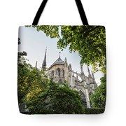 Notre Dame Cathedral - Paris, France Tote Bag
