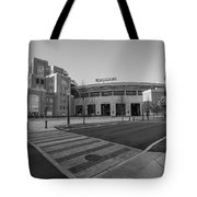 Notre Dame Football Staduim  Tote Bag
