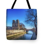 Notre Dame Of Paris  Tote Bag