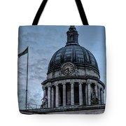 Nottingham England United Kingdom Uk Tote Bag