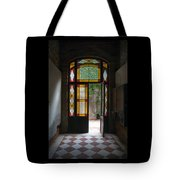 Apartment Entrance - Venice, Italy Tote Bag