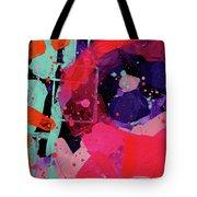 Nova Abstract Tote Bag