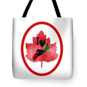 Nova Scotia Proud Tote Bag