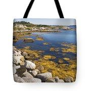 Nova Scotia Seascape Tote Bag