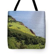 Nova Scotia Slope Tote Bag