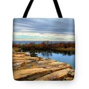 November Colors Tote Bag