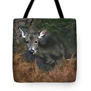 November Doe Tote Bag
