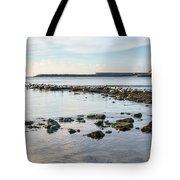 November Seascape 5 - Lyme Regis Tote Bag