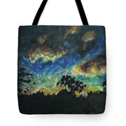 Now Dusk Tote Bag