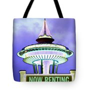 Now Renting Tote Bag