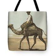 Noyes, Edward , Riding Camel Tote Bag