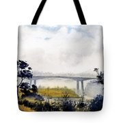 Noyo Harbor Tote Bag