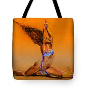 Nrg Sunset Tote Bag