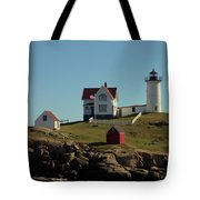 Nubble Light 4 Tote Bag