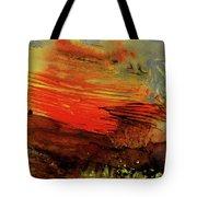Nuclear Wind Tote Bag