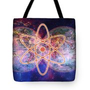Nuclear World Tote Bag