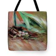 Nude 0221c1 Tote Bag