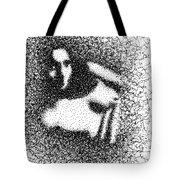Nude 1045 Tote Bag