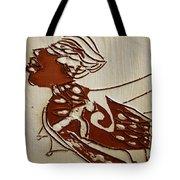 Nude 2 - Tile Tote Bag