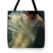 Embracing Pleasure Tote Bag