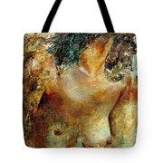 Nude 34 Tote Bag