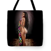 Nude African Woman 1728.069 Tote Bag